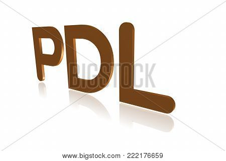 Programming Term - Pdl - Page-description Language -  3d Image