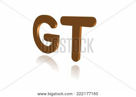 Programming Term - Gt  - Greenwich Mean Time - 3d Image