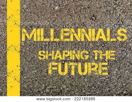Millennial- shaping the future