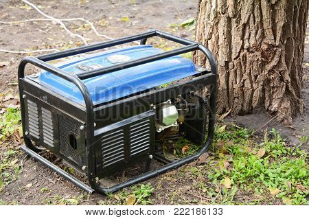 Portable Diesel Generator for repair hurricane damage.  Portable Diesel Generator for house repair.