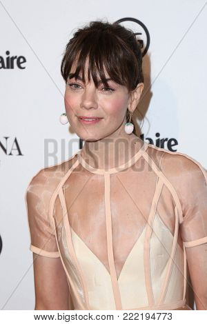 LOS ANGELES - JAN 11:  Michelle Monaghan at the Marie Claire Image Makers Awards 2018 at the Delilah on January 11, 2018 in West Hollywood, CA