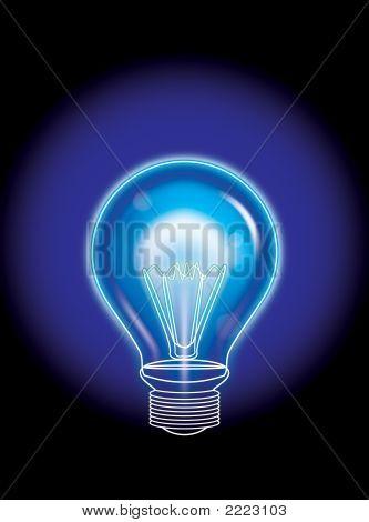 Bluelightbulb