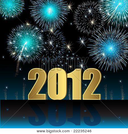 Feliz ano novo 2012