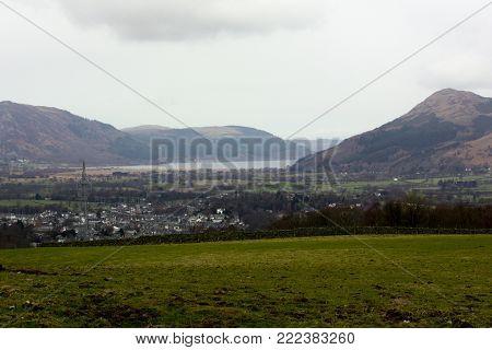 Cumbrian Fells