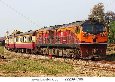 Ge Diesel Locomotive No 4559.