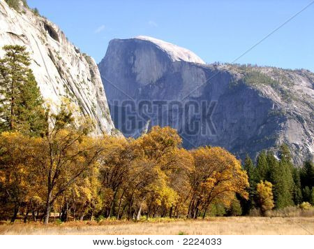 Yosemite In The Fall