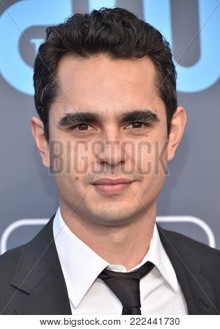 LOS ANGELES - JAN 11:  Max Minghella arrives for the 23rd Annual Critics' Choice Awards on January 11, 2018 in Santa Monica, CA