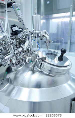 Pressure Equipment Machine