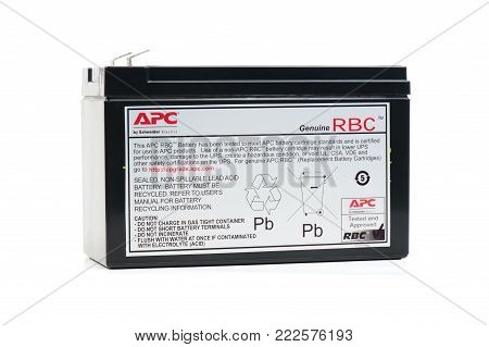 Replacement Battery For Ups