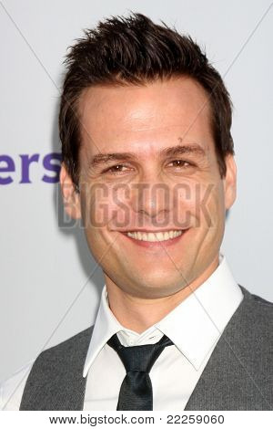 LOS ANGELES - AUG 1:  Gabriel Macht  arriving at the NBC TCA Summer 2011 Party at SLS Hotel on August 1, 2011 in Los Angeles, CA