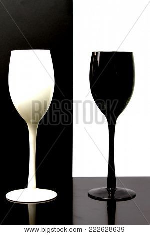 lot of glasses, drink