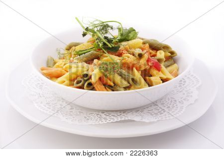 Colorful Pasta
