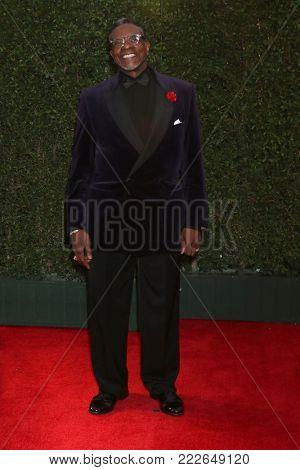 LOS ANGELES - JAN 15:  Keith David at the 49th NAACP Image Awards - Arrivals at Pasadena Civic Center on January 15, 2018 in Pasadena, CA