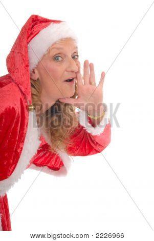 Xmas, Christmas Woman