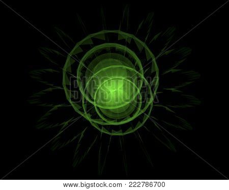 Nuclear fusion and high power energy concept