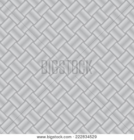 Interlacing. Seamless background. A pattern for your design.Seamless texture. Weave. Abstract background.