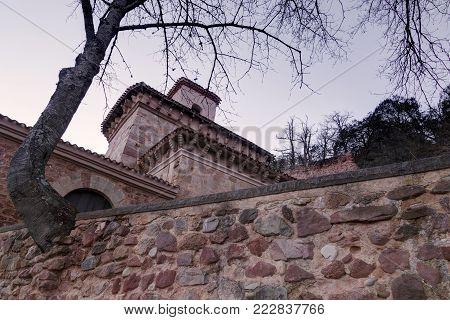 Monastery Of Suso, In San Millan De La Cogolla, La Rioja, Spain.