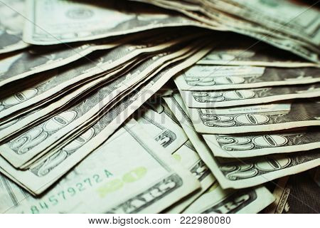 Twenties Close Up With Lomo Effect High Quality Stock Photo