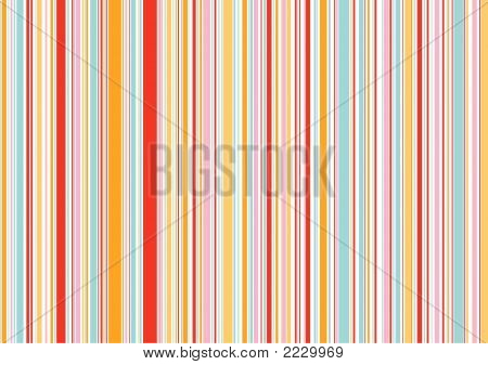 Candy Stripes Pattern (vector)