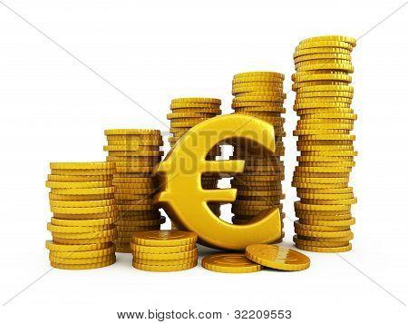 Euro Golden Coins
