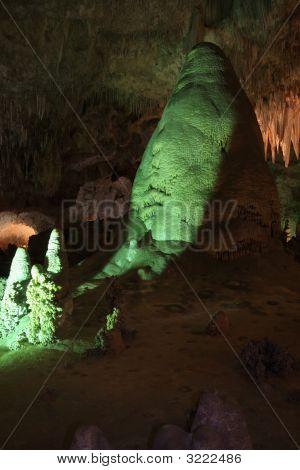 Carlsbad Caverns Interior