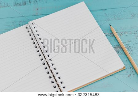 Self-worth And Mental Health Concept, You Are Enough Message On Notebook