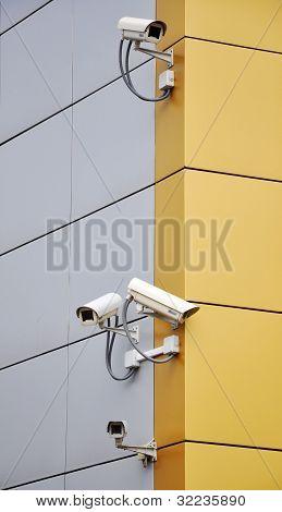 Cameras on the corner