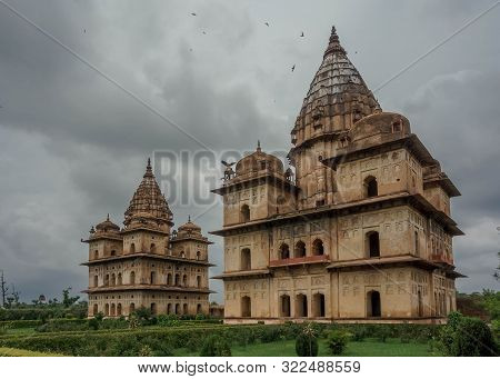 Architectural Gem Of India Or Orchha The Lost City Of India