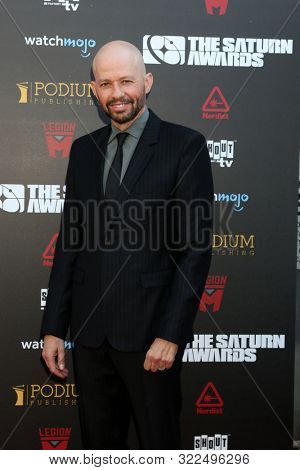 LOS ANGELES - SEP 13:  Jon Cryer at the 2019 Saturn Awards at the Avalon Hollywood on September 13, 2019 in Los Angeles, CA