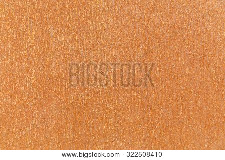 pattern of rusty metal plate in harmonic structure poster