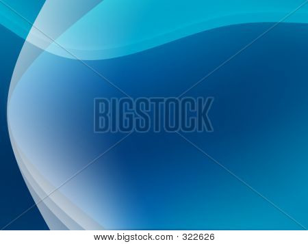 Aqua Blue Background 3