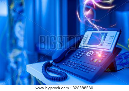 Ip  Phones With Voip Technology Are Outstanding In International Usage.
