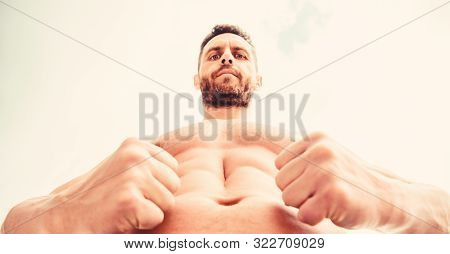 Proud Of His Torso. Muscles For Actions. Torso Six Packs Attractive. Muscular Torso Huge Muscles Res