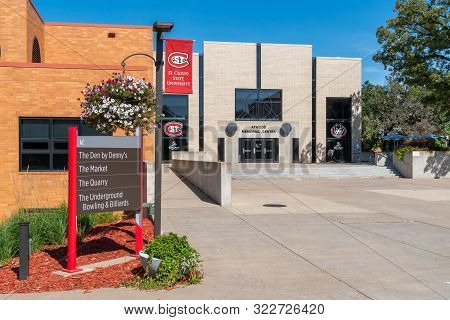 Atwood Memorial Center On The Campus Of St. Cloud State University