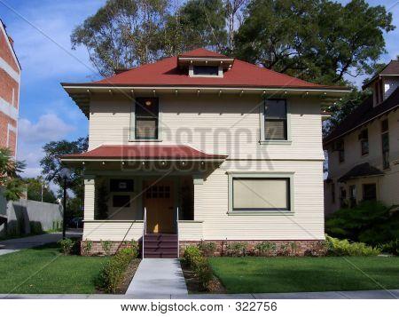 Southern California Bungalow