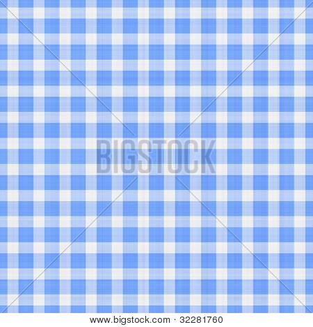 Gingham pattern background