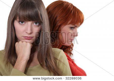 friends after quarrel