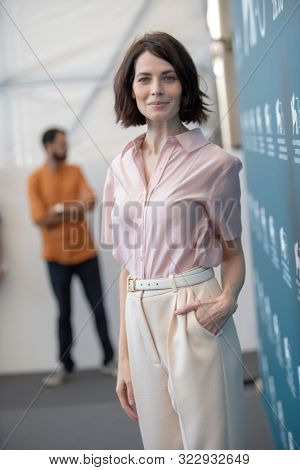 Yulia Snigir attends