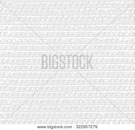 Seamless Background, Pattern, Texture Of Natural Fabrics (cotton, Textiles, Linen, Grunge ).  Light