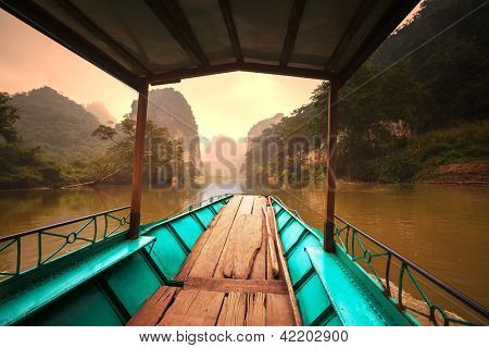 Ba Be National Park,Vietnam