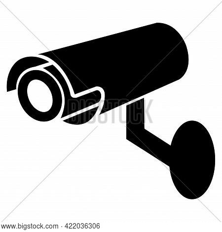 Video Surveillance Icon Cctv Camera Sign Icon