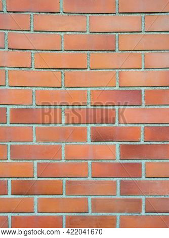 Brick Wall Texture And Background. Brickwork Or Stonework Flooring Interior For Background.