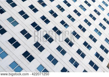 Architecture That Speaks. Architectural Construction Detail. Modern Urban Architecture