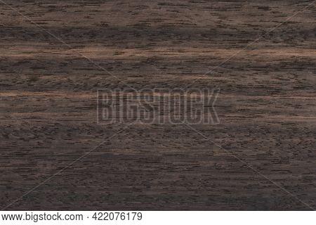 Texture Of  Exotic Black Ebony Wood Veneer