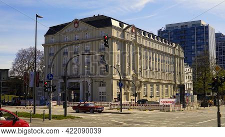 Casino Esplanade In Hamburg - City Of Hamburg, Germany - May 10, 2021