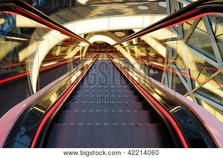 MyZeil Shopping Mall in Frankfurt, Germany