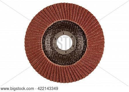 Angle Grinder Flap Disc For Grinding And Finishing. Abrasive Disc For Polishing. Wood Grinding Wheel