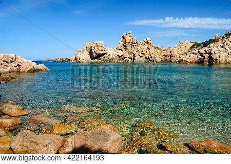 View Of Li Cossi Beach, Trinità D\'agultu