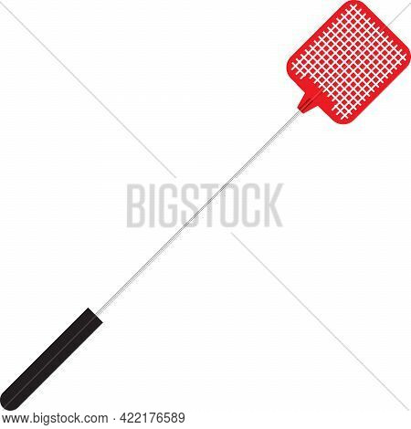 A Primitive Tool For Killing Insects Is The Fly Swatter.