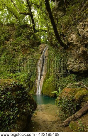 Amazing Paradise In The Wild Forest In Umbria